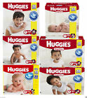 Huggies Snug  Dry Baby Diapers ALL SIZES NEWBORN - SIZE 6 CHEAP   0 TAX