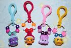 Shopkins Backpack Clip Decorative Keychain Handmade ages 5+ New