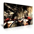 300 Spartans Movie Canvas Wall Art Home Office Deco