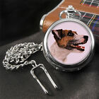 Jack Russell Terrier Dog Pocket Watch