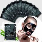 UK 50pcs Blackhead Pore Peel Off Mask Cleansing Cleaner Spot Removal Mineral Mud