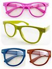 Y1146 Unisex Eye-wear Glasses/Fashion & Party Wear/Clear Lenses/Plastic Frame