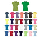 Damen Basic T-Shirt rundhals Softstyle® Ladies´ T- Shirt Gildan