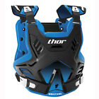 NEW THOR RACING SENTINEL Youth Body Armour BLACK BLUE Chest Protector Motocross