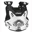 NEW THOR RACING SENTINEL GP Youth Body Armour WHITE Chest Protector Motocross