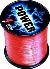 Sure Catch Power Line Monofilament 4Oz Clear Red Yellow Fishing Spool