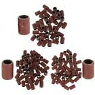 MagiDeal 50pcs Nail Srt Drill 80#120#180# Sanding Bands Machine Replacement Bits