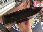 Antique Wooden Boat Hull Model