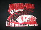 Vintage MING-YA VALLEY All Started Here in METHUEN MASS 45's (LG) T-Shirt