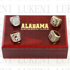 4pcs 1992 2009 2011 2012 Alabama Crimson Tide NCAA National Championship Rings