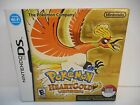 Pokemon HeartGold BOX ONLY  NO GAME Heart Gold Nintendo DS