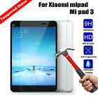 Premium Screen Protector Premium Tempered Glass Cover For Xiaomi mipad Mi pad 3