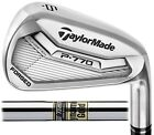 New 2017 Taylormade P770 Forged Irons - Pick Hand, Set Make Up & Custom Shaft