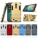 Hybrid Armor Case Shockproof Phone TPU Cover For LG Aristo MS210 / LV3 / K8 2017