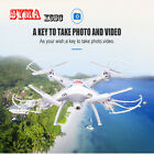 Syma X5SW HD Video Camera Aircraft RC Drone Quadcopter Remote Control Helicopter