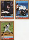 2011-2013 Topps Heritage Baseball Chromes, Parallels, Inserts & Jersey Card