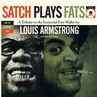 Louis Armstrong Satch Plays Fats  Vinyl LP NEW sealed