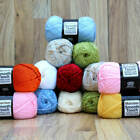 MARRINER YARNS SMOOTH TOUCH COTTON LOOK DOUBLE KNIT   DOUBLE KNIT YARN