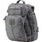 5.11 Tactical Rush 72 Unisex Rucksack Backpack - Storm One Size