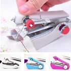 Portable Mini Sewing Machine Handheld Stitch Clothes Home Cordless Household