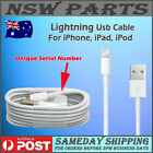 Genuine Lightning Data Sync Usb Cable Charger for iPhone 6S 5S 5C 7 Plus 6+ iPad