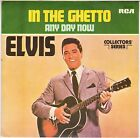 """ELVIS PRESLEY """"IN THE GHETTO"""" FRENCH 1977 7' RCA VICTOR PB 1100"""