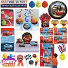 Cars Party Decorations Balloons Centerpieces Hanging Foil Decorations