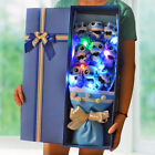 Lighting Up Cartoon Blue Stitch Festivals Gift Bouquet For Birthday/Valentine's
