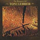 TOM LEHRER - The Remains of Tom Lehrer - CD Box Set Mint