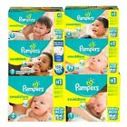 Pampers Swaddlers Baby Diapers Size N, 1, 2, 3, 4, 5, 6 CHEAP!! NO TAX