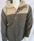 Mens Hunting Style Jacket by St Johns Bay Lightweight Outdoor Olive Khaki $100