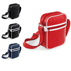 Unisex BagBase EasyPocket Zippered Compartment Adjustable Strap Body Bag Onesize