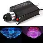 RGB LED Fiber Ceiling Light Optic Star Engine Driver + 24RF Remote Controller JS