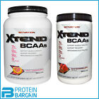 Scivation Xtend BCAA Amino Acid Glutamine Powder 30 / 90 Servings BEST PRICE