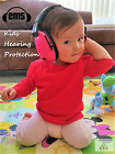 Kids Noise Reduction Earmuffs - Ems for Kids Quality Hearing Protection