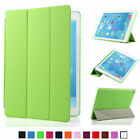 New For iPad mini Lot Leather Magnetic Stand Smart  Case Cover+Hard Back