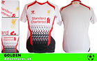*13 / 14 - WARRIOR ; LIVERPOOL AWAY SHIRT SS / PERSONALISED  = KIDS SIZE*