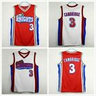 Movie Knights 3 Calvin Cambridge Los Angeles Knights Basketball Jersey White