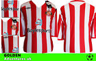 *09 / 10 - UMBRO ; SUNDERLAND HOME SHIRT SS / PERSONALISED = SIZE*