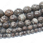 """Natural Gemstone Beads Round Loose 4mm 6mm 8mm 10mm 12mm 15.5"""" Strand"""