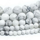 "Natural Gemstone Beads Round 4mm 6mm 8mm 10mm 12mm 15.5"" Strand"