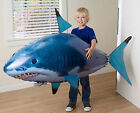 KID Remote Control RC Inflatable Balloon Flying Air Swimmer Nemo Shark Blimp