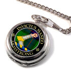 Armstrong Scottish Clan Pocket Watch