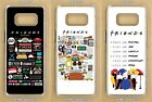 Samsung Galaxy S6, S7, S8, S9, Edge, Plus,  Friends TV Show Quotes Phone Case