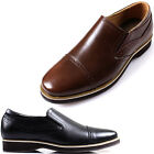 New Polytec Leather Men Formal Dress Casual Fashion Slip on Loafers Shoes Nova