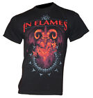 IN FLAMES -  Bandshirt *BAPHOMET* - Gr. S/M/XL T-Shirt Death Metal