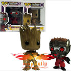 Guardians of the Galaxy Vol. 2 Star-Lord Groot Garage Kit Cosplay Toy