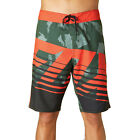 Fox Men's Savant Camo Board Shorts Bold  Orange   Skate S...