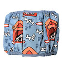 LEAK PROOF Dog Belly Band Diaper Male Wrap WASHABLE Waterproof ABSORBENT Padding