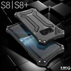 R-JUST Dust Shock Proof Waterproof Aluminum Metal Case Cover For Samsung S8&S8+